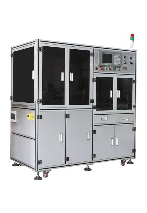 YF-605B Spot welding and winding machine