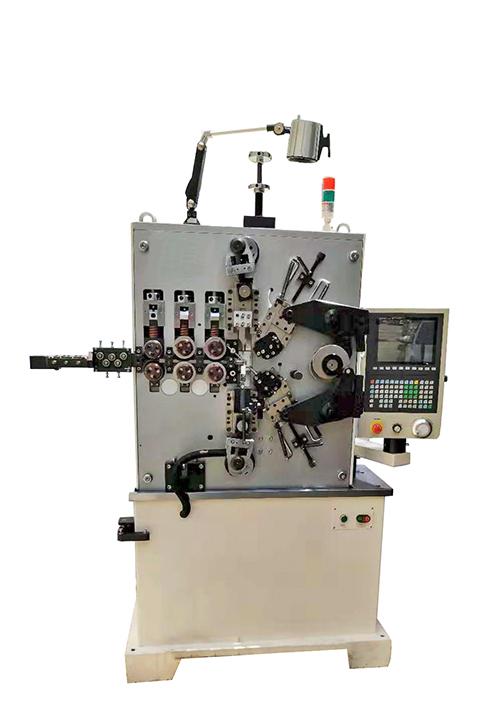 YF-435 Spring Machine