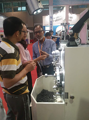 Coil Winding Machine Exhibition